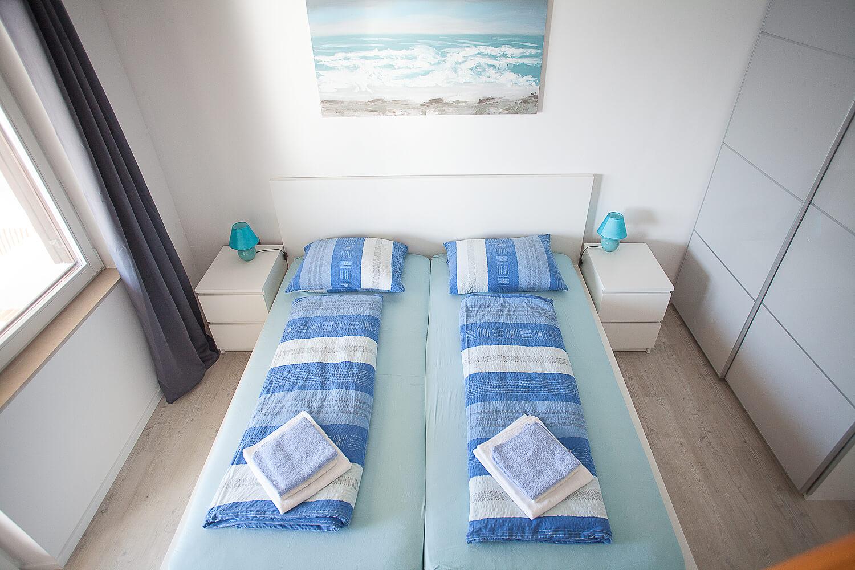 Villa Bralo Schlafzimmer